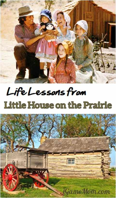 What can today's kids learn from Little House on the Prairie of American frontiers' life in the late 19th century? Here are 5 life lessons we can learn from the pioneers' stories -- great reference for book clubs, classroom read, or homeschool