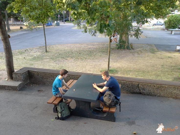 Picknickset DeLuxe Antraciet bij Otto-Hahn-Gymnasium in Landau