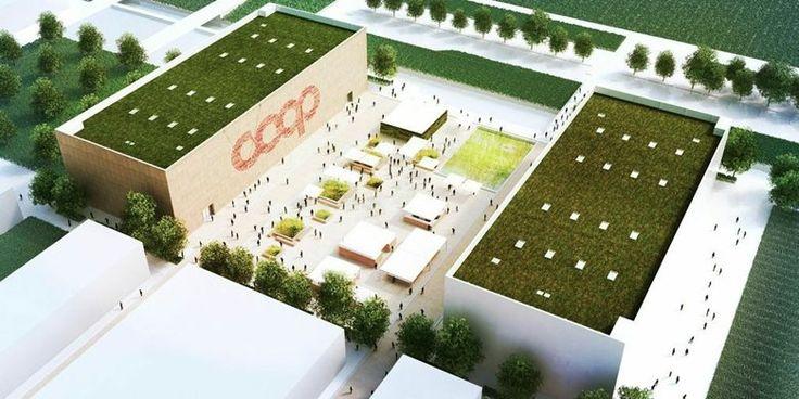 Future Food District Pavilion at Expo Milano 2015, Milan, 2015 - Carlo Ratti Associati