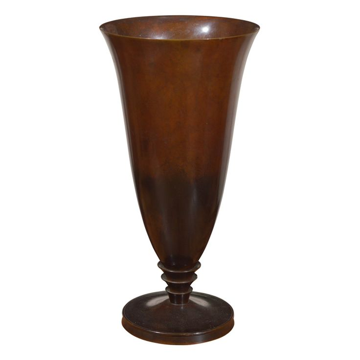 Just Andersen - Bronze Vase