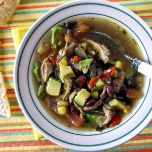 Southwestern Slow Cooker Chicken Soup - Limitless Life Coaching