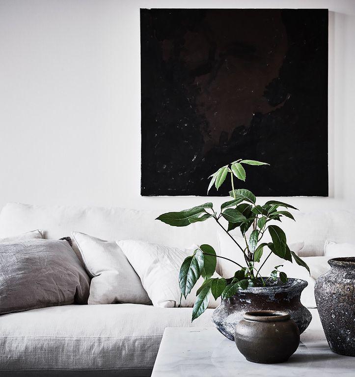 Bright and white - via Coco Lapine Design
