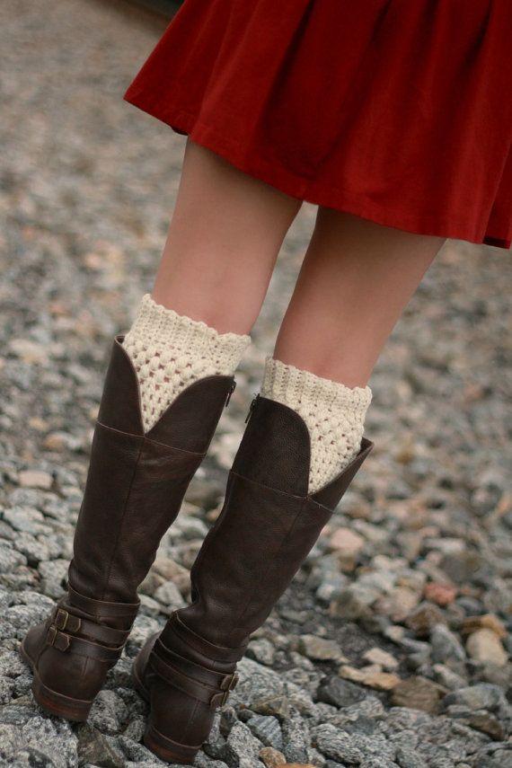25 Best Ideas About Crochet Boot Socks On Pinterest