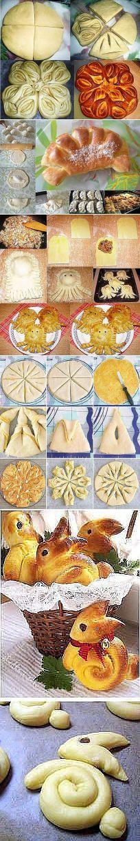 Замечательные идеи в рукоделии по кулинарии