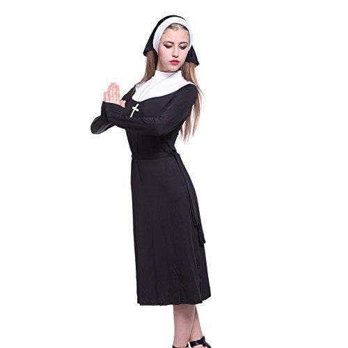 Souvent Les 25 meilleures idées de la catégorie déguisement Religieuse sur  HC19