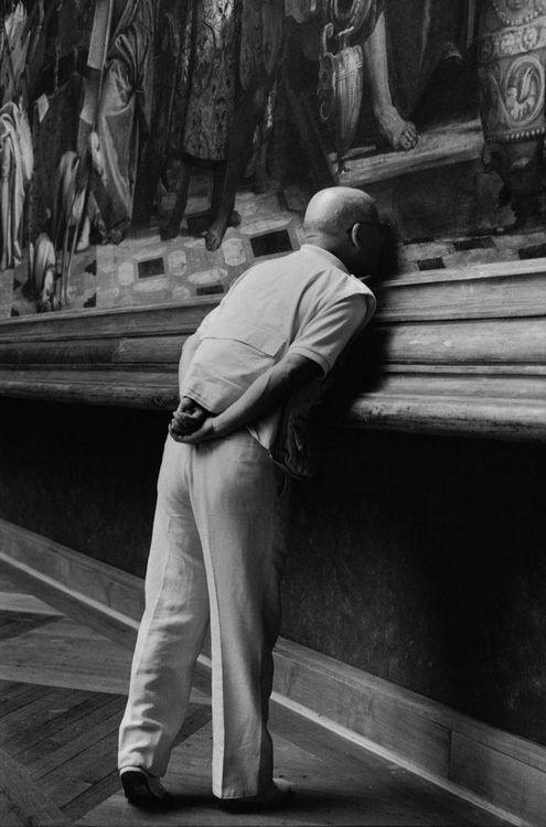 Irresistibile opulenza così fallace da trasudare gli effluvi del vino…   [Paolo Veronese, Le nozze di Cana,  Louvre]  Photo Alécio de Andrade