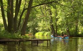 Masuria: Kayaks // Do you want to trry kayaks in Masuria? check http://eltours.com/tailor-made-customized-tours