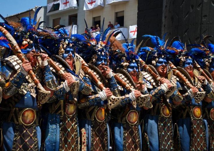 Alcoi Moors and Christians Festival. Alcoi Moors and Christians ...