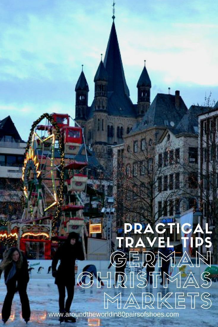 Germany Travel Inspiration - thinking of heading to the German Christmas Markets then check out my 10 handy tips before you head away on your christmas vacation! From what to pack, to where to go and what to eat - these travel tips for the Christmas Marke #germanytravel #christmastips