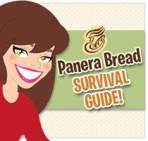 New Panera Bread Survival Guide!