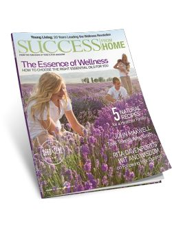 Young Living Success from Home Magazine August 2014 Issue - Pack of 10