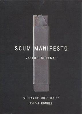 SCUM Manifesto - Wikipedia