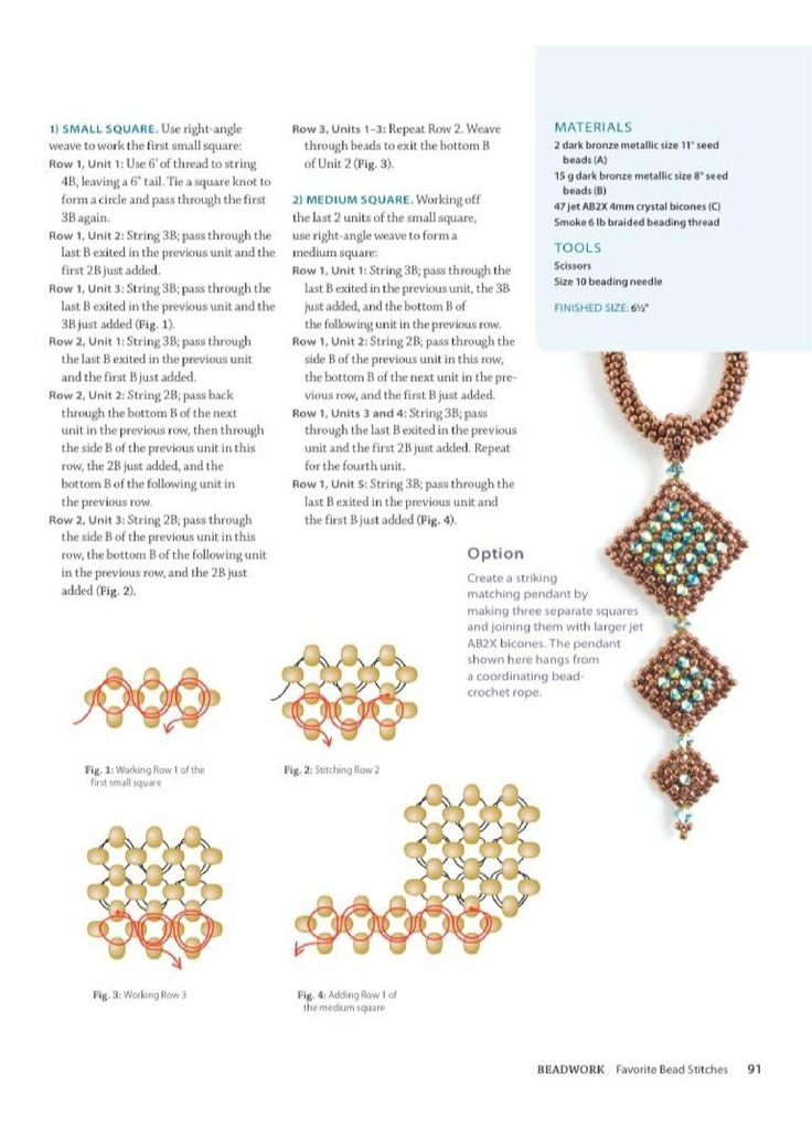 890 best seed beads images on Pinterest   Bead jewelry, Beaded ...