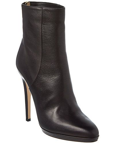 Jimmy Choo Gracie 120 Leather Bootie