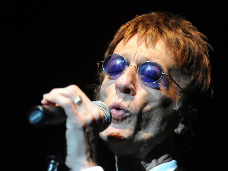 Report: Robin Gibb was making 'bucket list' before falling into coma