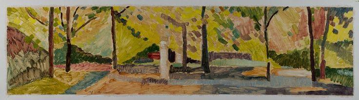Marina Goldaracena Pinturas: Primavera