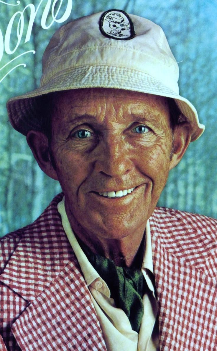 Image result for singer bing crosby 1977
