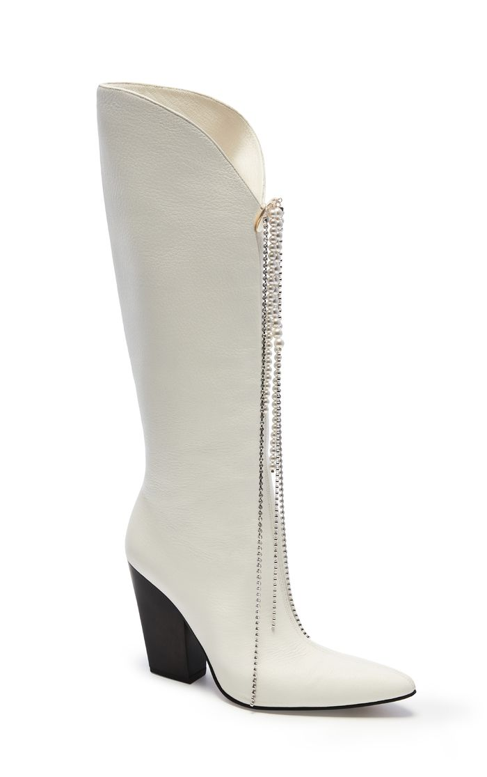 f4532632c7c HOLLAND BOOTS OFF WHITE