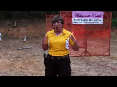 Beginner Target Shooting Tip #1: Clothing and Gear to Wear While Shooting - Babes with Bullets - YouTube