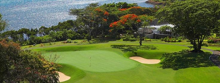 #Mauritius #golf #island