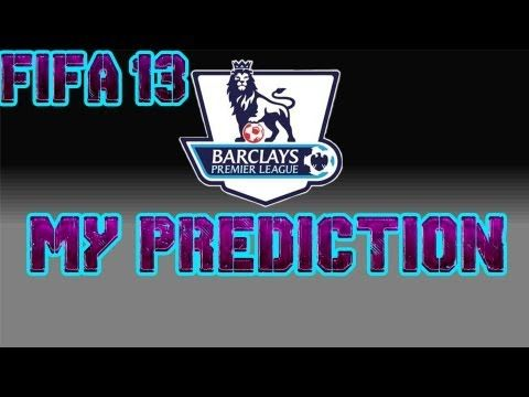 Barclays Premier League Predictions. . http://www.champions-league.today/barclays-premier-league-predictions/.  #barclays #barclays premier league #barclays premier league fixtures #Barclays Premier League Predictions Second Channel #barclays premier league schedule #barclays premier league transfers #career mode #fifa #FIFA 13 #FIFA 13 Ultimate Team #funny #FUT #how to trade #opening #pack #pack opening #player) #premier #Reactions #team of the week #Top 5 #ULTIMATE TEAM