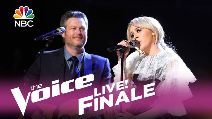"The Voice 2017 Chloe Kohanski and Blake Shelton - Finale: ""You Got It"""