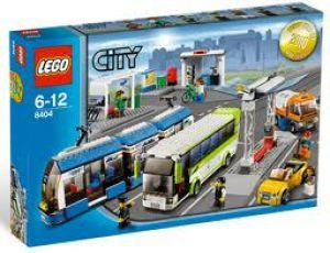 Steengoed Venlo. De Lego website van Nederland - shop. 8404 Openbaar vervoer