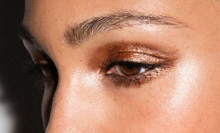 os Achados | Beleza | Maquigem para olhos castanhos