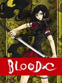 Blood-C by CLAMP