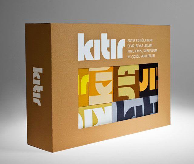 """Kıtır"" Branding and Packaging Design"