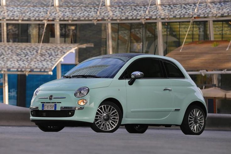 2014 Fiat 500 TwinAir and Cult to Debut at Geneva Motor Show