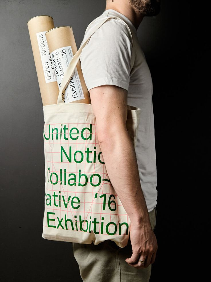 United Notions 2016 by The Bakery, Russian. #totebag
