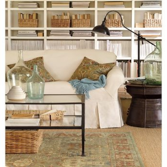 Tanner Coffee Table From Pottery Barn. Http://www.potterybarn.com
