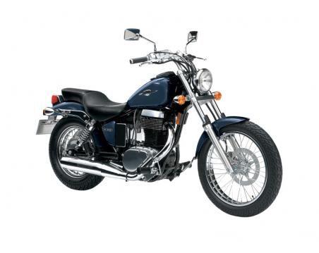 Easy Rider: Suzuki S40