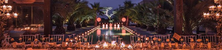 Organisation anniversaire marrakech avec location de maison et villas au maroc, agence événementielle à marrakech pour des anniversaires avec event planners