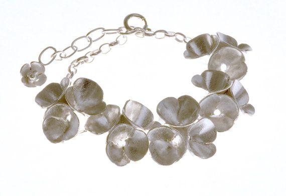 Sugar Bloom Bracelet by ZeldaWong on Etsy