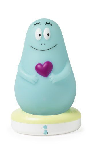 Is The Ikea Farmhouse Sink Good ~ Pabobo Barbapapa Nachtlicht Akkulampe Kinderlampe Modell blau Pabobo