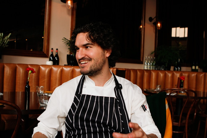 Josep Espuga Solans, Head Chef at Bohemian #swpromenade #melbourne #spanish