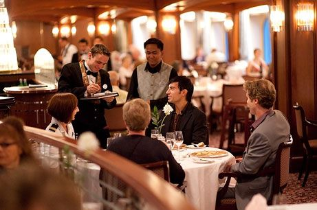 Culinary Temptations And Gourmet Experiences With Crystal Cruises in 2016