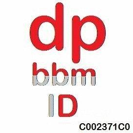 DP BBM ID