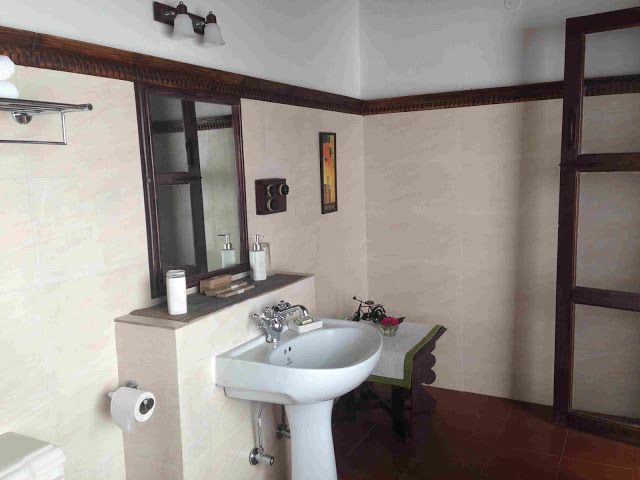 Kerala house bathroom designs - House and home design