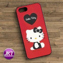 Hello Kitty 003 - Phone Case untuk iPhone, Samsung, HTC, LG, Sony, ASUS Brand #hellokitty #cartoon #phone #case #custom