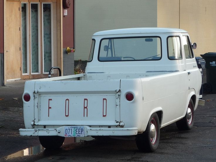 1963 FORD PICKUP