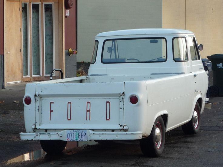 1963 Ford Econoline Pickup