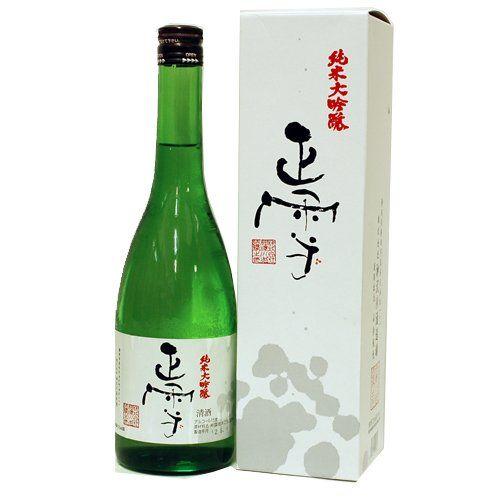 Amazon.co.jp: 正雪 純米大吟醸 720ML: 食品・飲料・お酒