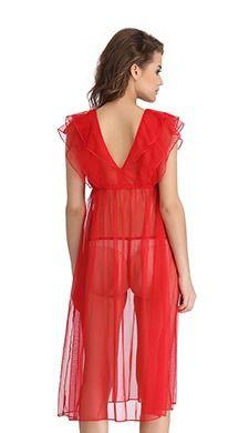 buy wedding nightwear, bridal nighty, honeymoon night dresses online in India. Sexy wedding lingerie sets are perfect pulse elevator for first wedding night.