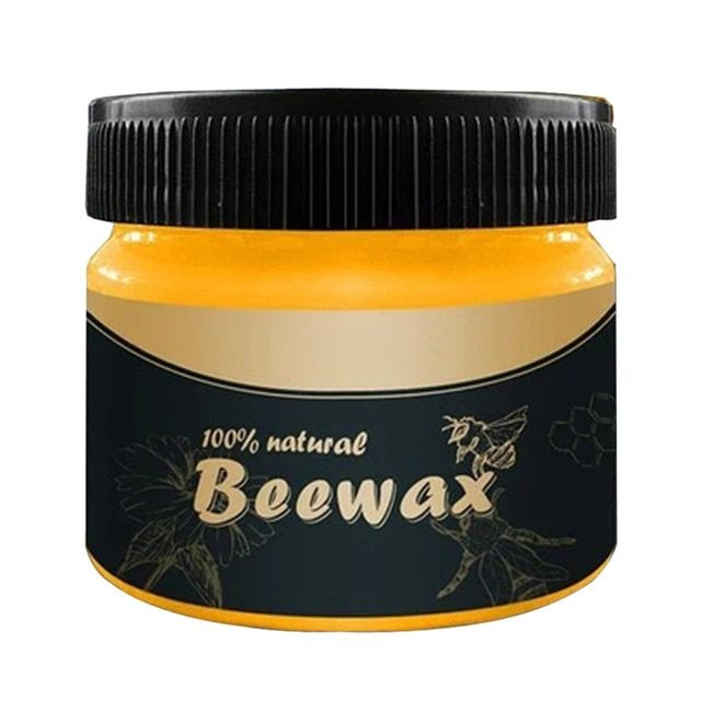 Beeswax Polish Limited Time Promotion 50 Off In 2020 Furniture Care Wood Furniture Natural Beeswax