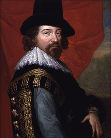 Francis Bacon was an English philosopher, statesman, scientist, jurist and author. He served both as Attorney General and Lord Chancellor of England. Although his political career ended in disgrace, he remained extremely influential through his works, especially as philosophical advocate and practitioner of the scientific method during the scientific revolution. He and his work had a large affect on the Elizabethan era.