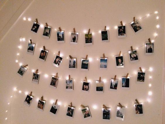 Polaroid Wall Led Lights