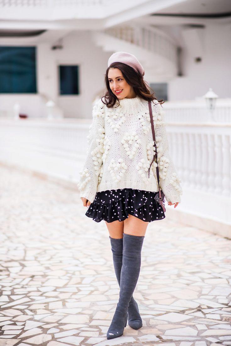» Cum am purtat cel mai frumos pulover din toate timpurileMiu Miu
